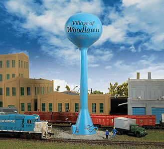 Model Water Tower