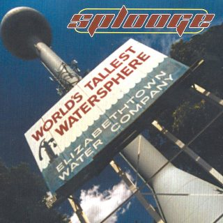 Splooge: World's Tallest Watersphere album cover