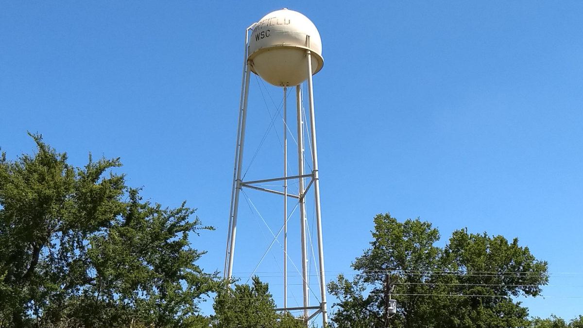 Garfield, TX Water Sphere