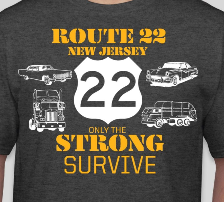 Route 22 shirt